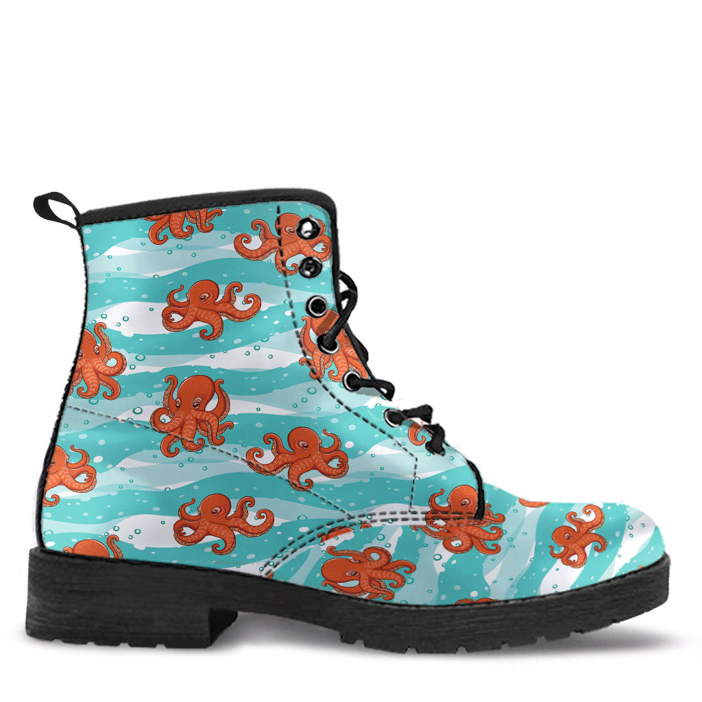 Octopus Boots