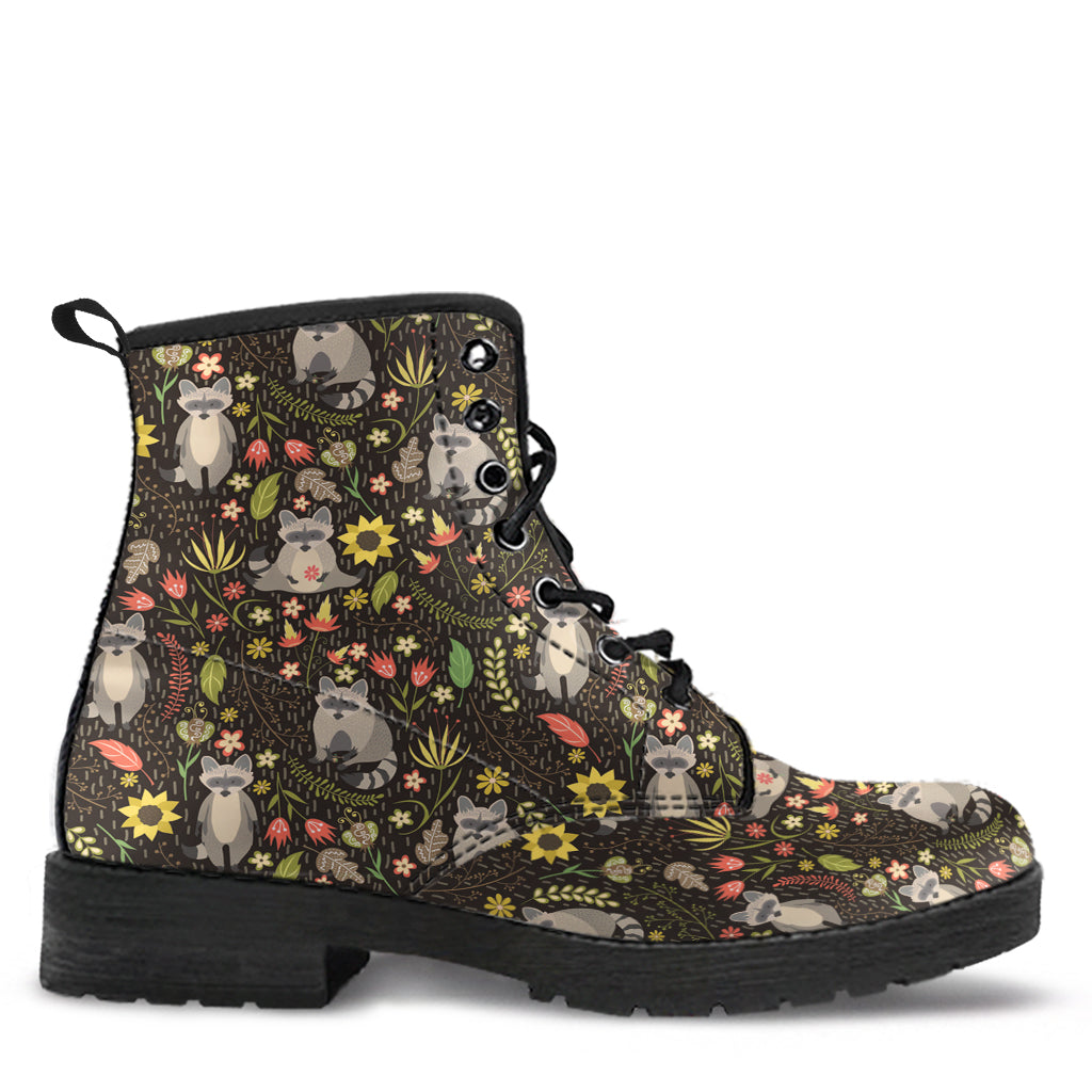 Raccoon Boots