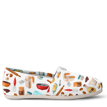 Baking Lover Women's Slip-On Shoes
