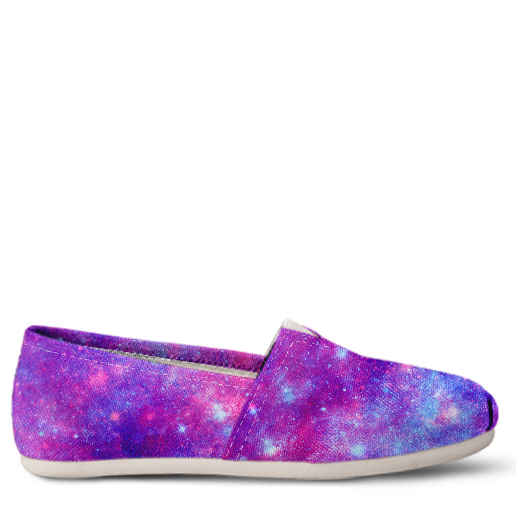 Galaxy Women's Slip-On Shoes