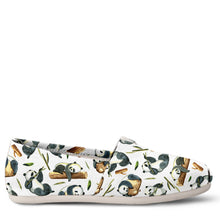Panda Women's Slip-On Shoes