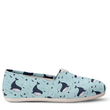Whale Women's Slip-On Shoes