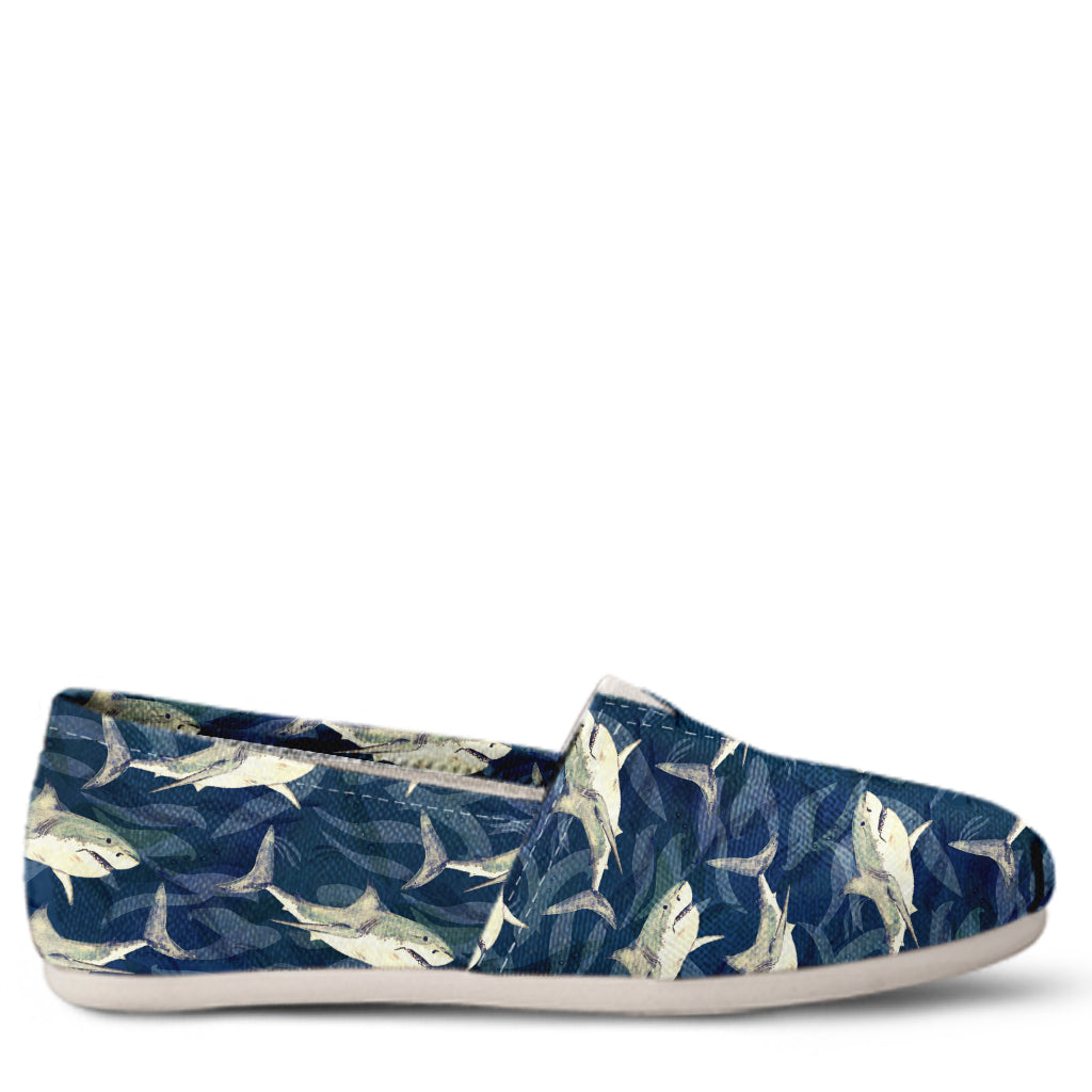 Shark Women's Slip-On Shoes