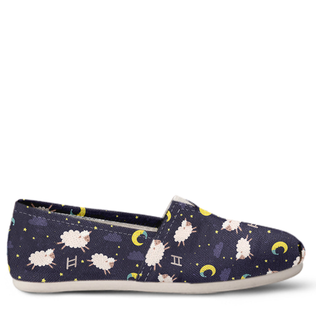 Sheep Women's Slip-On Shoes