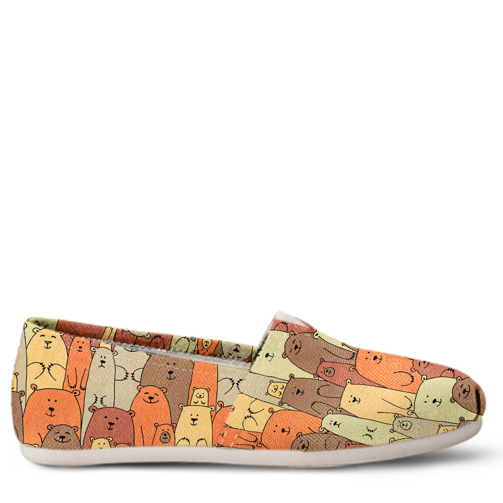 Bear Women's Slip-On Shoes