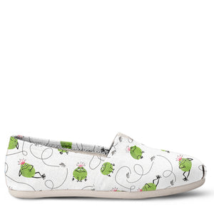 Frog Women's Slip-On Shoes
