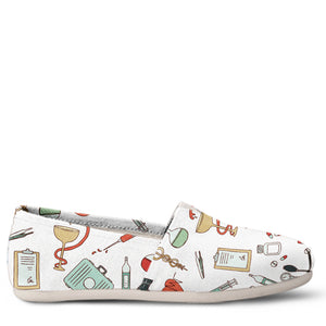 Nurse Women's Slip-On Shoes