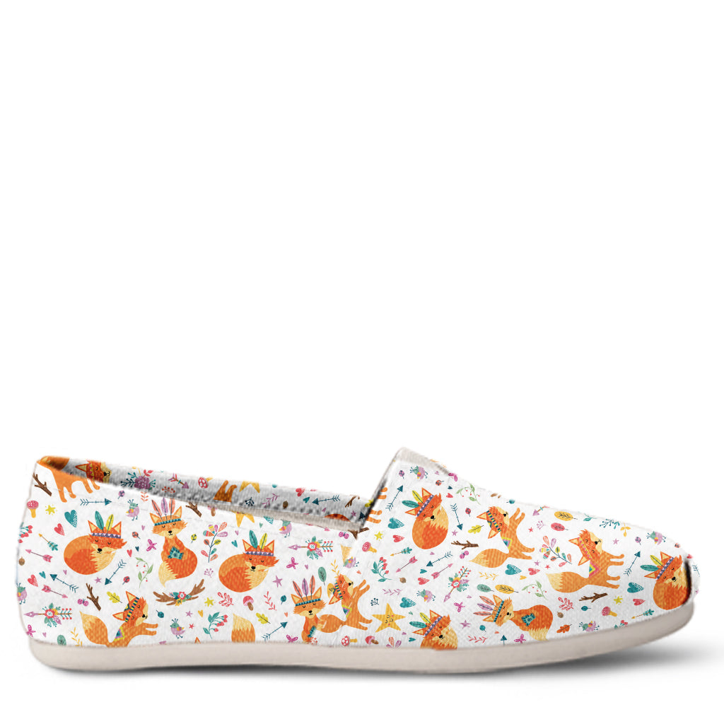 Fox Women's Slip-On Shoes