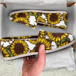 Sunflower Women's Slip-On Shoes