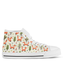 Fox Women's High Top Sneakers