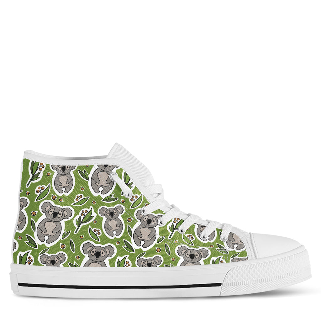 Koala Women's High Top Sneakers