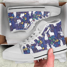 Rabbit Women's High Top Sneakers