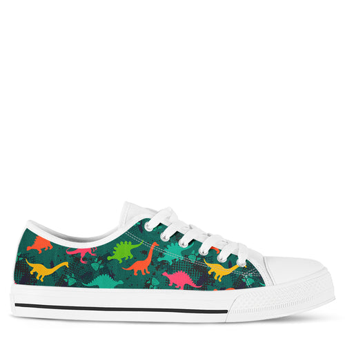 Dinosaur Women's Sneakers