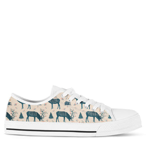 Deer Women's Sneakers