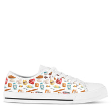 Baking Lover Women's Sneakers