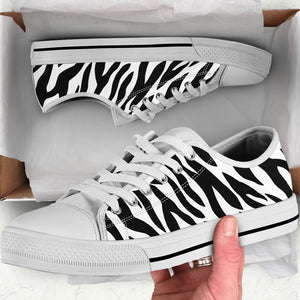 Zebra Women's Sneakers