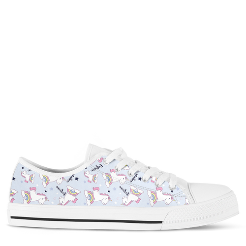 Unicorn Low Top Shoes
