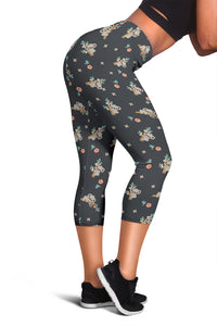 Koala Capri Leggings