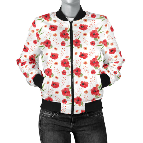 Poppy Women's Bomber Jacket