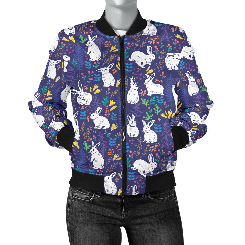 Rabbit Women's Bomber Jacket