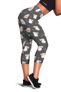 Rabbit Capri Leggings