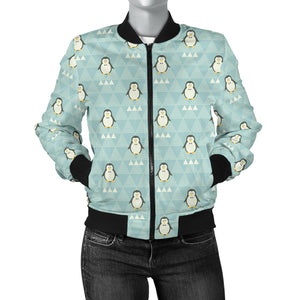 Penguin Women's Bomber Jacket
