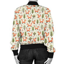 Fox Women's Bomber Jacket