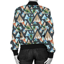 Peacock Women's Bomber Jacket