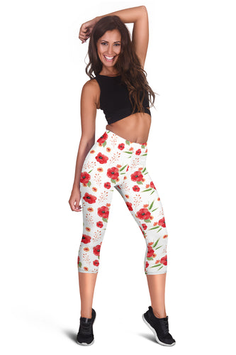 Poppy Capri Leggings