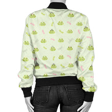 Frog Women's Bomber Jacket