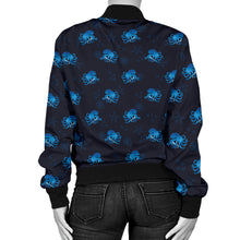 Octopus Women's Bomber Jacket