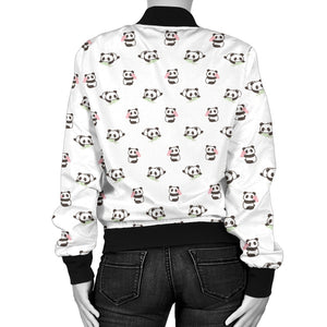 Panda Women's Bomber Jacket