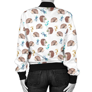 Hedgehog Women's Bomber Jacket