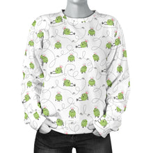Frog Sweater