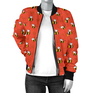 Bee Women's Bomber Jacket
