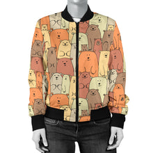 Bear Women's Bomber Jacket
