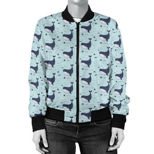 Whale Women's Bomber Jacket