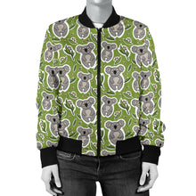 Koala Women's Bomber Jacket