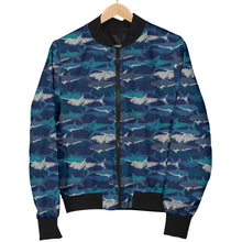 Shark Women's Bomber Jacket