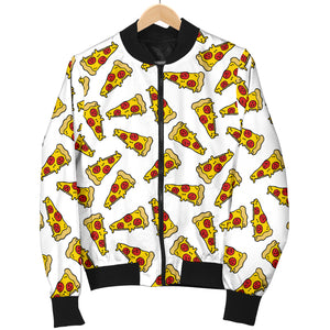 Pizza Women's Bomber Jacket