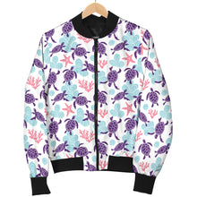 Turtle Women's Bomber Jacket