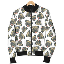 Pug Women's Bomber Jacket