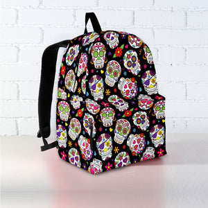 Sugar Skull Backpack