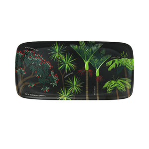 Bamboo Tray - Evergreen Mixed