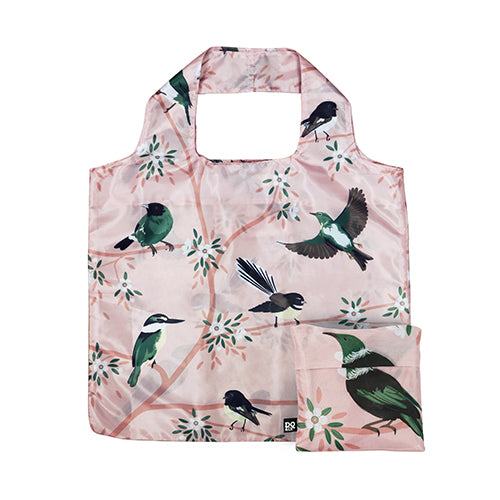 Fold Out Bag Native Skies Pink