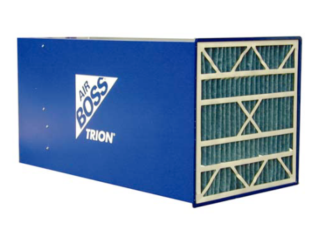 Trion Air Boss M2500 Media-Based Air Cleaner Dust Welding bag filter Body Shop
