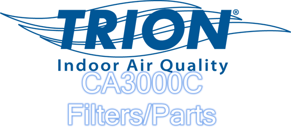 Trion AirBoss CA3000C Filters Parts Blower CA6000C Cartridge 242423-003, 242424-003, 249553-004
