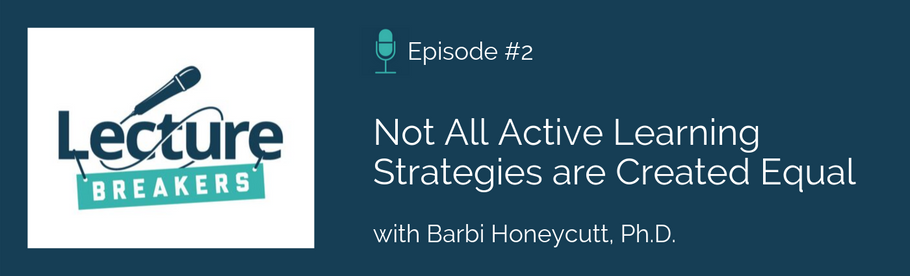 Episode 2: Not All Active Learning Strategies are Created Equal
