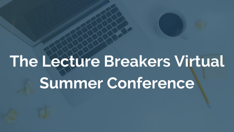lecture breakers virtual summer conference