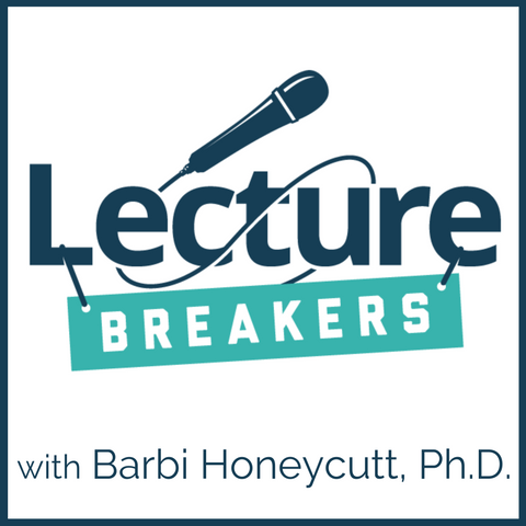 lecture breakers podcast how to engage students and improve learning